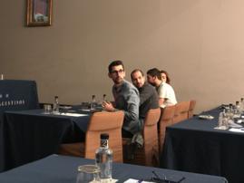 MIR Urología HU Donostia en Haro 2018