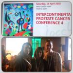 Nuestras representantes en la IPCC 4. Madrid 2018