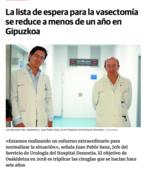 Los Drs. Kadierno y Sanz Jaka en el DV del 14 de Octubre