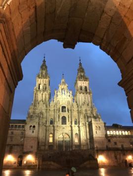IIIª Jornada Multidisciplinar Norte de Cáncer de Próstata (Santiago). Catedral