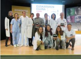 Día del Euskera en la OSI Donostialdea