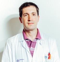 Médico destacado - Dr. Luis Labairu Huerta