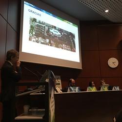 El Dr. A Alcaraz, del Clinic de Barcelona (Marzo 16)