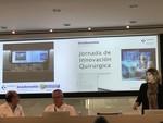 Presentación de la Jornada de Innovación Quirúrgica en Biodonostia