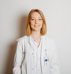Médico destacado - Dra. María Villagrasa García